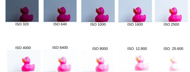 fotografie basis ISO